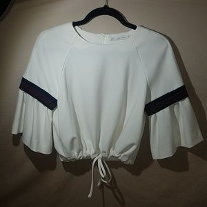 Zara Trafaluc collection top. nwot